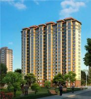 中景·左岸香颂规划有8栋住宅楼