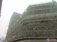 汇中广场 施工进展