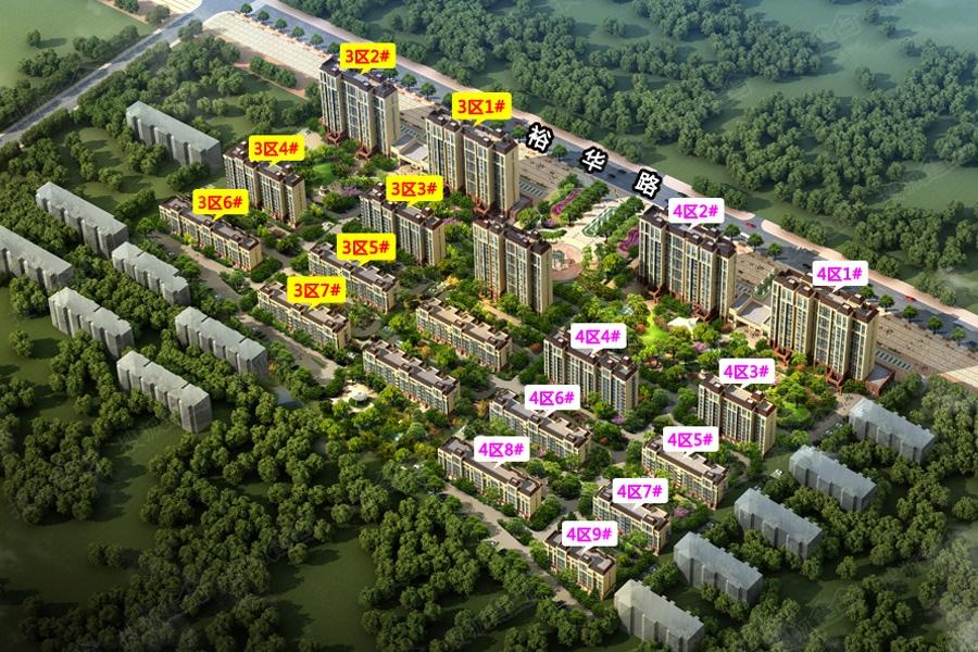 恒茂城·公园首府