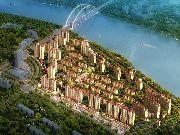 七里河·佳洲美地鸟瞰图