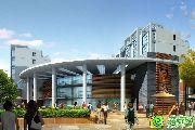 三奕润城的33转角商业效果图