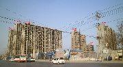 三奕润城的实景图