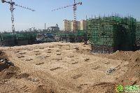 清山漫香林工地实景(2014.9.5)