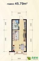 45.79公寓户型