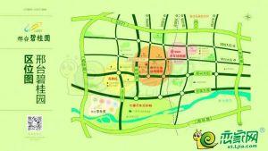 碧桂园区位图