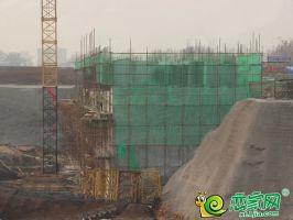 襄政朗月施工进度(2016.12)