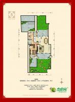 5号楼庭院层户型图