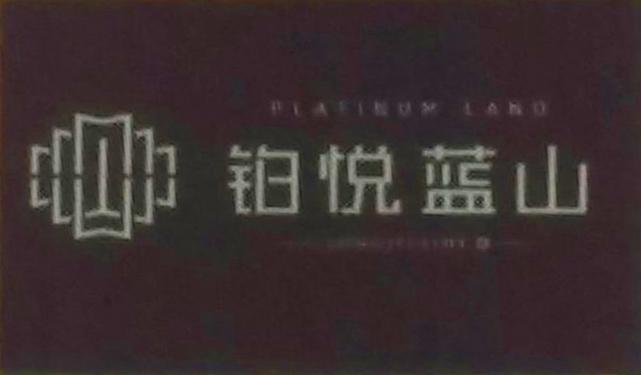 隆基泰和铂悦蓝山logo