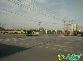 绿城诚园工程进度图(2018.04.15)