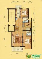 邢台美林湾3室2厅2卫,约120平米