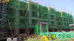 3号楼工程进度(2018.05.25)