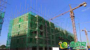 7号楼工程进度(2018.05.25)