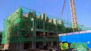 9号楼工程进度(2018.05.25)