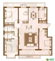 A户型—175.86㎡