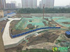 天山熙湖二期实景图(2018.06.17)