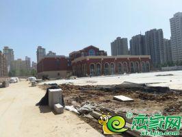 中湖珐琅印工地实景图