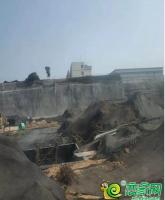 麒麟湾工程进度(2018.10.17)
