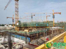 天一港工程进度2018.10.23