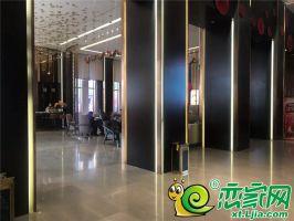 天一港售楼部实景图2018.12.30