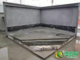 屋顶施工分层标准化