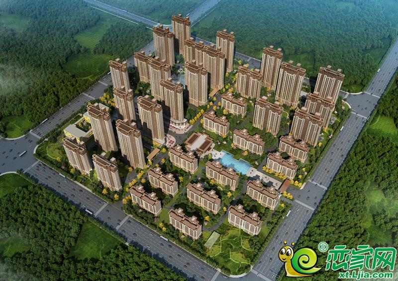万腾·邢台观澜城