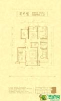 E户型190.22㎡ 四室两厅三卫