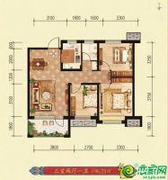 邢台荣盛·锦绣观邸4室2厅2卫