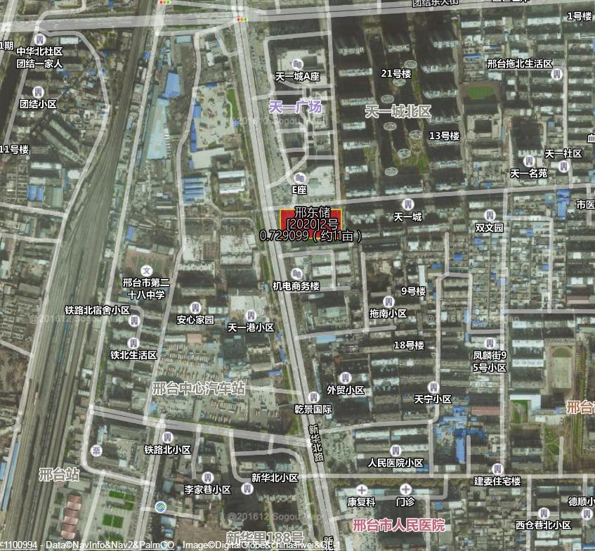 成交信息:家乐园和顺都地产在桥东区成功拿地