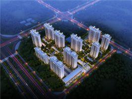 新中式夜景0427