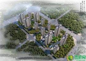 荣盛锦绣观邸 高层均价7600元/平米 买房送车位