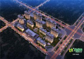 悦荣府项目二期7#-12#、14#楼《建设工程规划许可证》批前公示