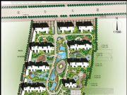 中纺佳苑·颐和铭郡项目规划总平面图