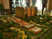 建业壹号城邦的实景图