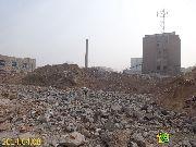 龙湾国际项目地正在拆迁