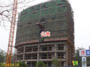 绿都塞纳春天公寓,共18层,现已建至9层