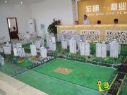 鼎业花园沙盘