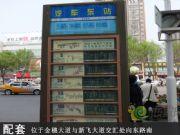 金谷东方广场配套图