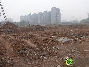 华天公馆在建