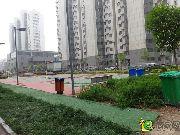 新乡隆基新谊城2014年4月16日小区实景图