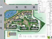 华天公馆项目总平面图