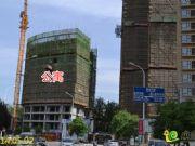 绿都塞纳春天公寓工程进度