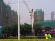 宝龙城市广场工程进度(2014年5月22日)