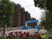 发展红星城市广场1#、2#、3#楼紧张施工中(2014年5月27日)