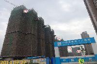 发展红星城市广场工程进度