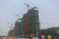 宝龙城市广场8#、9#、10#、11#楼工程进度