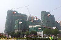 宝龙城市广场3#、5#、6#、7#、10#、11#楼工程进度