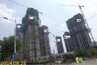 星海国际3#、4#、7#、8#、13#、14#楼项目进度