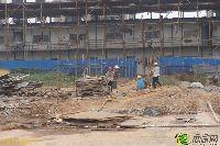 发展红星城市广场项目进度