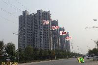 正商城4#、5#、6#、7#楼项目进度