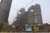 宝龙城市广场4#、5#、6#、7#楼项目进度